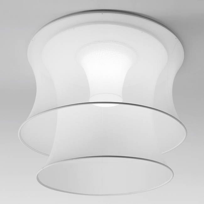 Euler GM 2-Tier Flushmount Ceiling Lamp 15324