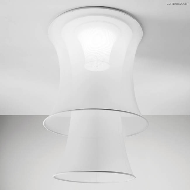 Euler MP 2-Tier Flushmount Ceiling Lamp 15327