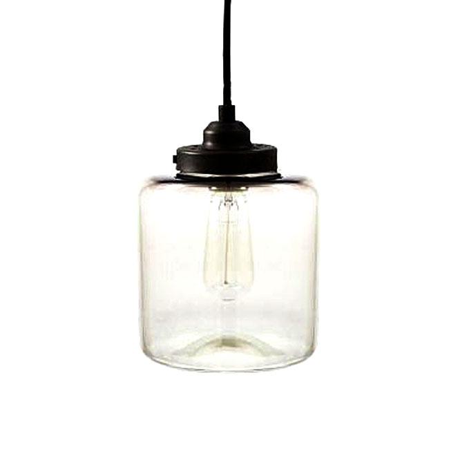 Jar Gl Pendant Lighting 9782