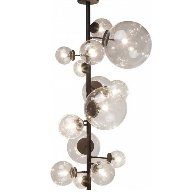 Balloon Clear Kare Pendant Lighting 12572