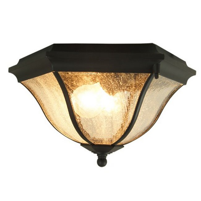 Antique Bubble Glass Recessed Lighting 9535
