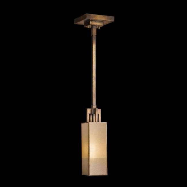 Antique Copper Gauze Shade Recessed Lighting 10027