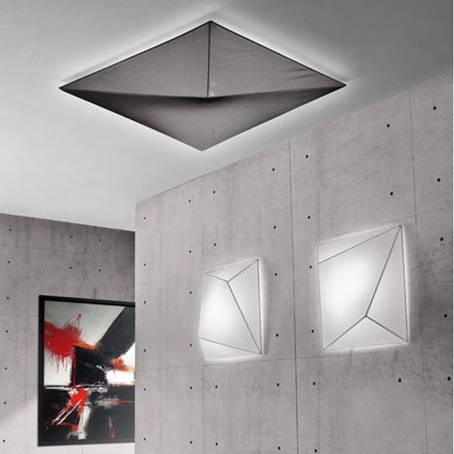 AXO Ukiyo Geometric Stretch Jersey Recessed Lighting 10092