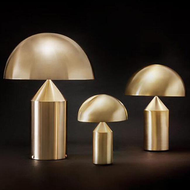 Atollo Oro Oluce Table Lamp 12605