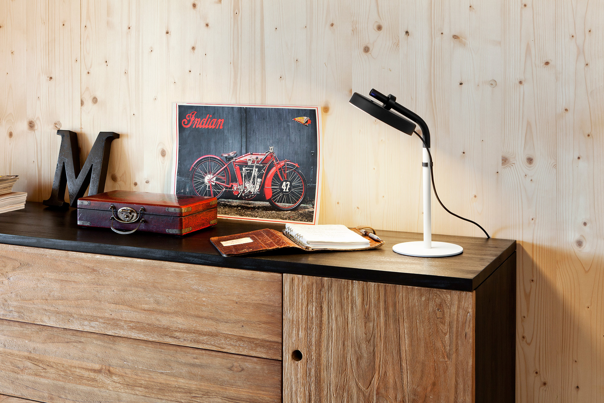 Aro żyrandol LED Table Lamp 18652